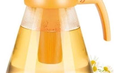 TESCOMA konvice TEO TONE 1.7 l, s vyluhovacími sítky, žlutá
