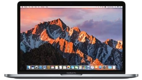 "Notebook Apple 13"" 128 GB - Space Gray (MPXQ2CZ/A)"
