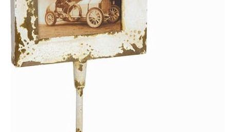 Fotorámeček se stojanem - Art + Metal Kolekce by Homania