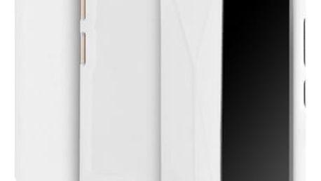 Pouzdro na mobil flipové GoGEN pro Lenovo VIBE X2 (GOGCASEVIBEX2W) bílé