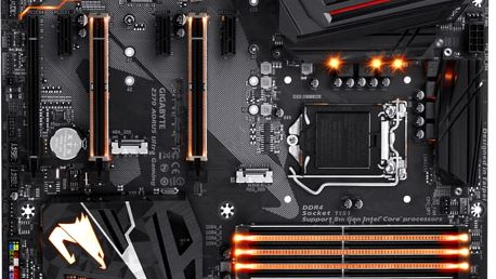 GIGABYTE Z370 AORUS Ultra Gaming - Intel Z370 - GA-Z370 AORUS Ultra Gaming
