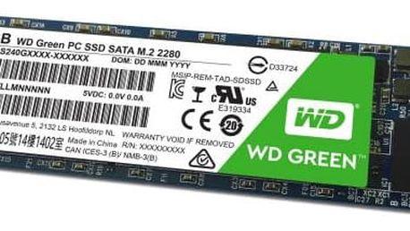 SSD Western Digital Green M.2 240GB (WDS240G1G0B)