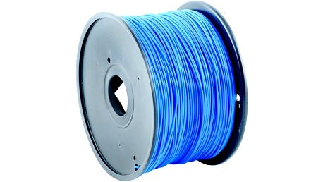Gembird tisková struna (filament), PLA, 1,75mm, 1kg, modrá - 3DP-PLA1.75-01-B