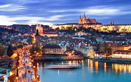 Podzimní i adventní romantika v Praze se snídaní