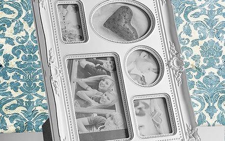 Fotorámeček Antique Used Look 5 fotek