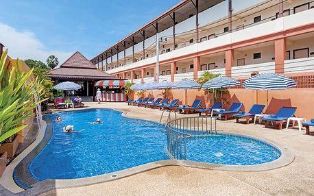 Thajsko, Phuket, letecky na 8 dní snídaně