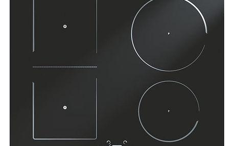 Indukční varná deska Mora VDI 660 FF černá + DOPRAVA ZDARMA