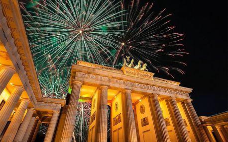 Výlet do Berlína na oslavu silvestra, 31. 12. 2017 - 1. 1. 2018