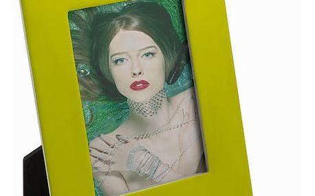 Zelený hliníkový fotorámeček - New York Kolekce by Homania