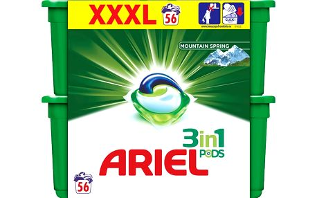 Ariel Mountain Spring 64 praní