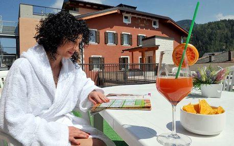 Itálie/Trentino****: 6 dní pro dva + polopenze, neomezené wellness