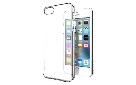 Spigen Thin Fit kryt pro iPhone SE/5s/5, clear - 041CS20246