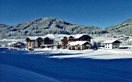 Rakousko, Horní Rakousko, vlastní dopravou na 4 dny polopenze