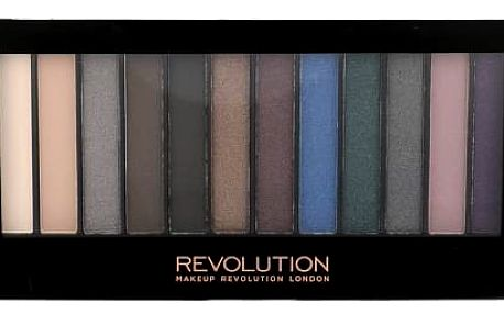 Makeup Revolution London Redemption Palette Hot Smoked 14 g oční stín W