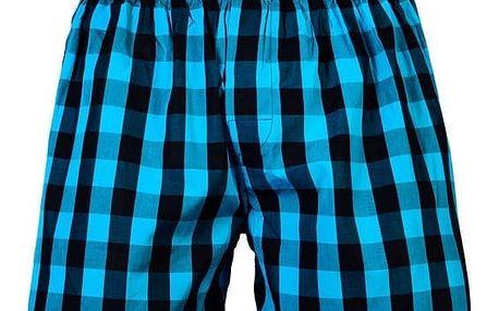 Pánské Trenky Horsefeathers Sin Boxer Shorts Methyl Blue M