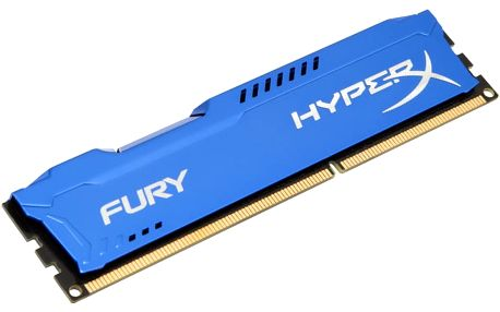 Kingston HyperX Fury Blue 4GB DDR3 1866 CL 10 - HX318C10F/4