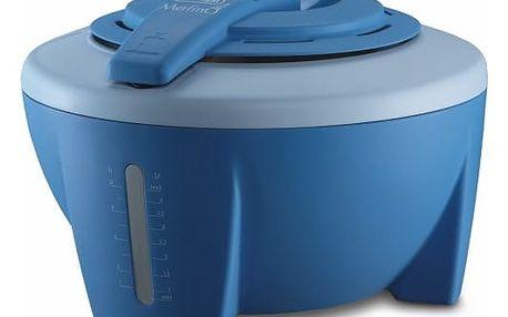 Zvlhčovač vzduchu DeLonghi Merlin O VH400 modrý