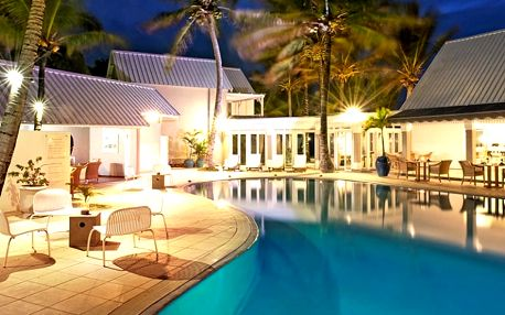 Mauritius, Trou d´eau Douce, letecky na 10 dní polopenze