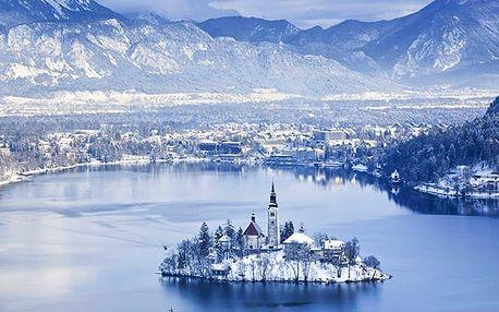 Hotel Triglav Bled****, Originální hotel s polopenzí a wellness v nejoblíbenějším místě Slovinska