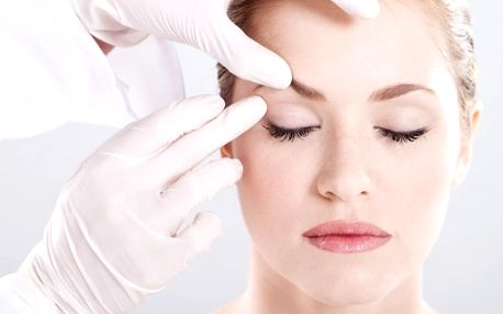 Operace horních a dolních očních víček na klinice ESME