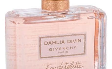 Givenchy Dahlia Divin 75 ml toaletní voda tester pro ženy