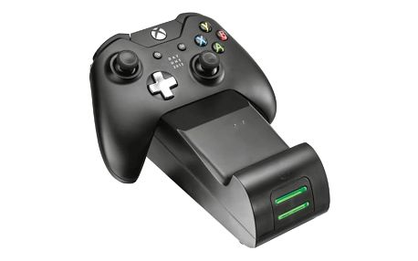 Příslušenství pro konzole Trust GXT 247 Duo Charging Dock for Xbox One (20406)