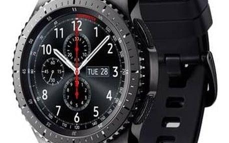Chytré hodinky Samsung Gear S3 Frontier (SM-R760NDAAXEZ) + Doprava zdarma