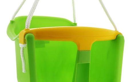 CHEMOPLAST Baby Houpačka, plast zelená