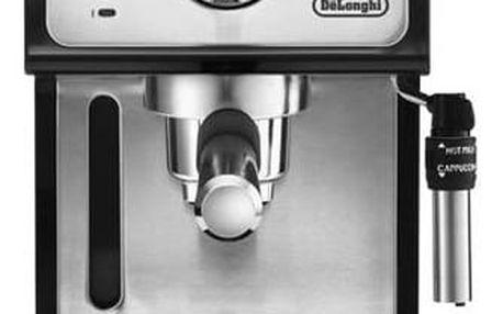 Espresso DeLonghi ECP 35.31 nerez + Doprava zdarma