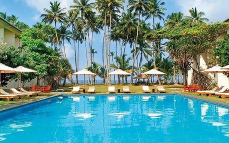 Srí Lanka, Kalutara, letecky na 9 dní all inclusive