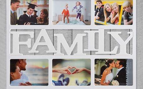 Rámeček na Rodinné Fotky Family 6 fotek