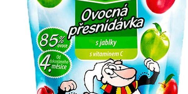 12x HELLO s jablky 100g - ovocný příkrm