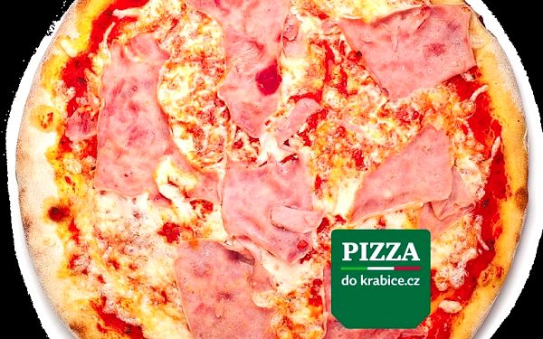Pizza do krabice Holešovice