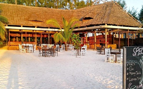 Tanzánie, Zanzibar, letecky na 11 dní snídaně