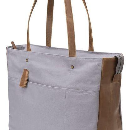 """HP Ladies Cases dámská taška pro 14"""", šedo/hnědá - V1M58AA"""