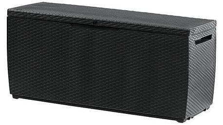 Box Keter Box Keter CAPRI BOX 305L antracit + Doprava zdarma
