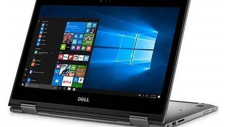 Notebook Dell Inspiron 13z 5000 (5378) Touch (TN-5378-N2-512S) šedý + Doprava zdarma
