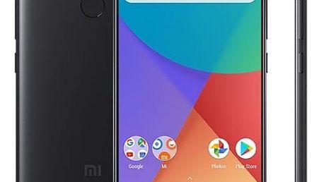 Mobilní telefon Xiaomi Mi A1 CZ LTE Dual SIM (PH3619) černý