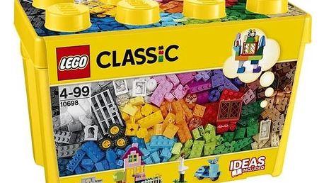 Stavebnice LEGO® Classic 10698 Velký krativní box + Doprava zdarma