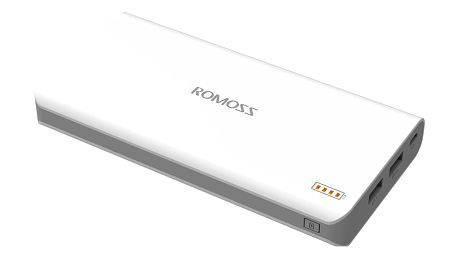 ROMOSS Power bank 16000mAh - Solo 6