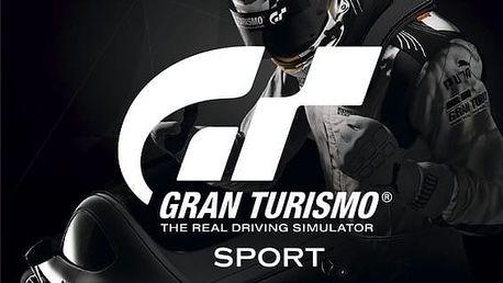 Gran Turismo Sport - Day One Edition (PS4) - PS719832652 + Kšiltovka Gran Turismo Sport