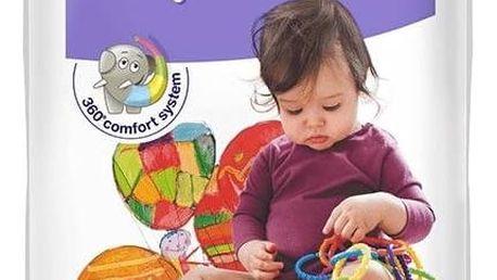 Plenky Bella Baby Happy Junior Big Pack 58 ks Osvěžující vlhčené ubrousky Bella Bohemia (zdarma)