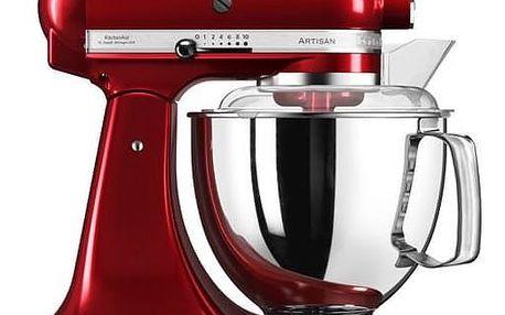 Kuchyňský robot KitchenAid Artisan 5KSM175PSECA červený + Doprava zdarma