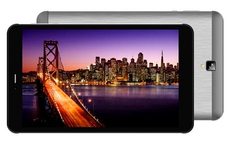 Dotykový tablet iGET SMART G81 (84000210) černý/stříbrný + DOPRAVA ZDARMA