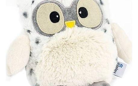 Plyšová hračka Albi Hooty - sněžná sova