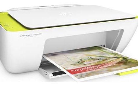 Tiskárna multifunkční HP Deskjet Ink Advantage 2135 All-in-One (F5S29C#A82)