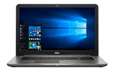 Notebook Dell Inspiron 17 5000 (5767) (N-5767-N2-711S) šedý Software F-Secure SAFE 6 měsíců pro 3 zařízení (zdarma) + Doprava zdarma