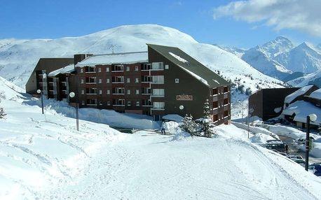 Francie - Alpe d´Huez na 8 až 9 dní, bez stravy s dopravou vlastní