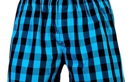 Pánské Trenky Horsefeathers Apollo Boxer Shorts Methyl Blue L