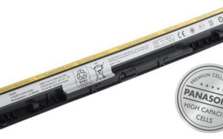 Baterie Avacom pro Lenovo IdeaPad G400S Li-Ion 14,8V 2900mAh (NOLE-G400S-29P) černá